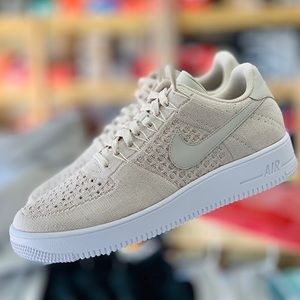 "NIKE AIR FORCE 1 ULTRA FLYKNIT 3M SWOOSH""STRING"""